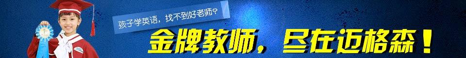 迈格森banner