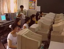北京市西城��培��W校�算�C教�W