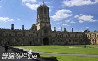 牛津,是一座古老又美