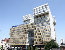 北京东奥办公楼外观