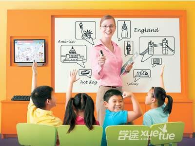 英孚少儿3-6岁幼儿英语培训课程图片