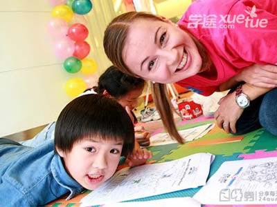 英孚少儿7-9岁儿童英语培训课程图片