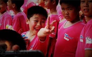 奥德曼青少年成长之香港游学夏令营图片