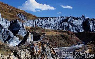 陕西秦岭生态环境多样