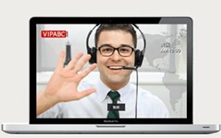 vipabcJr一对一家教式在线英语辅导