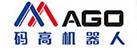 码高机器人logo